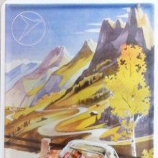 "Postales: POSTAL METAL ""NOSTALGIC METAL-CARD"".. Lote 262268240"