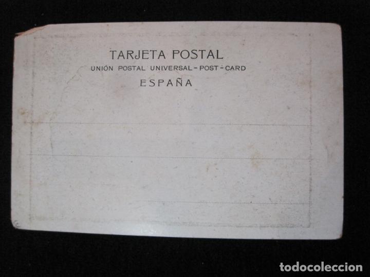 Postales: COLECCION MONTAGUD-PEREDA-SOROLLA-RUSIÑOL-EUSEBIO BLASCO-SERIE A-COL·4 POSTALES-VER FOTOS-(80.447) - Foto 3 - 262302525
