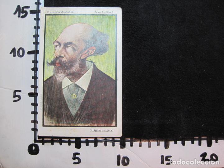 Postales: COLECCION MONTAGUD-PEREDA-SOROLLA-RUSIÑOL-EUSEBIO BLASCO-SERIE A-COL·4 POSTALES-VER FOTOS-(80.447) - Foto 7 - 262302525