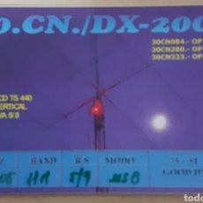 Postales: 30.CN./DX-2002. Lote 262925120