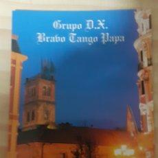 Postales: GRUPO DX DX BRAVO QUIEDO. Lote 262926420