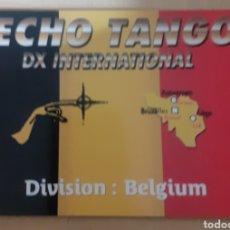 Postales: DX INTERNACIONAL BELGIUM. Lote 262927040