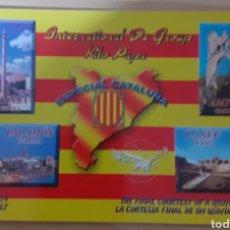 Postales: INTERNACIONAL DX GROUP CATALUNYA. Lote 262927455