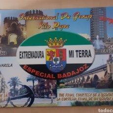 Postales: INTERNACIONAL DX GROUP BADAJOZ. Lote 262929075