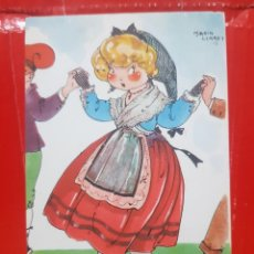 Cartes Postales: POSTAL ANTIGUA MARI-PEPA. Lote 264260660