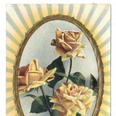 Postales: FLORES - CIRCULADA EN 1912 - SELLO DE CHILE. Lote 265855514