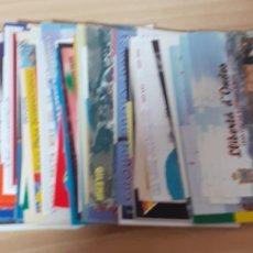 Postales: GRAN LOTE DE100 POSTALES DE RADIO. Lote 269620913