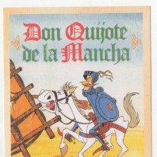 Cartes Postales: POSTAL DON QUIJOTE DE LA MANCHA S/C. Lote 275057358