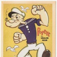 Cartes Postales: POSTAL POPEYE S/C. Lote 275058068