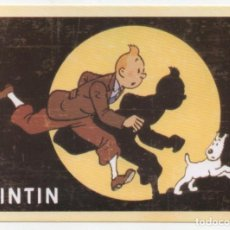 Cartes Postales: POSTAL TINTIN S/C. Lote 275058538