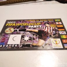 Postales: POSTAL FIFA WORLDCUP PARTY. Lote 277664403