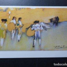 Postales: PABLO PICASSO POSTAL. Lote 278426168