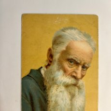 Postales: ANCIANOS. POSTAL CON MUCHA LUZ… LARGA BARBA… (H.1920?) S/C. Lote 293837088