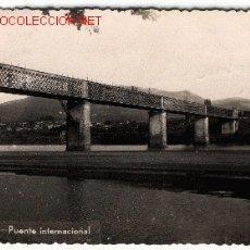 Postales: POSTAL DE TUY ( GALICIA ) ESCRITA Y MATASELLADA EDICION GALICIA TURISTICA . Lote 2234191