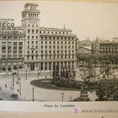 Postales: CARPETA CON 21 POSTALES DE BARCELONA.- C. MAURI.- BARCELONA. VER FOTOS. Lote 22173551