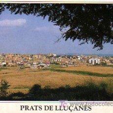 Postales: POSTAL DE PRATS DE LLUÇANÈS - VISTA GENERAL. Lote 4048912
