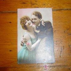 Postales: POSTAL ESTILO ROMANTICO.. Lote 17825458
