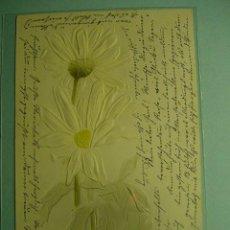 Postales: 355 FLOR FLORES FLOWERS FLEUR ESTILO ART NOUVEAU - MAS EN COSAS&CURIOSAS. Lote 10086194