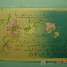 Postales: 381 FLOR FLORES FLOWERS FLEUR ESTILO ART NOUVEAU - MAS EN COSAS&CURIOSAS. Lote 10003859