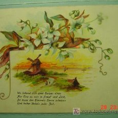 Postales: 358 POSTAL ESTILO ART NOUVEAU - MODERNISTA AÑOS 1900 MAS EN COSAS&CURIOSAS. Lote 5350747