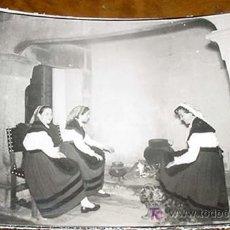 Postales: ANTIGUA FOTO POSTAL - MOTIVOS GALLEGOS Nº 3 - COCINA TIPICA GALLEGA - ED. ARTIGOT. Lote 21137543