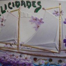 Postales: TROQUELADA. Lote 15224723