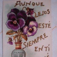 Postales: TROQUELADA.. Lote 22770413
