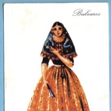 Postales: BALEARES - TRAJE TIPICO- POSTAL CIRCULADA. Lote 7314481