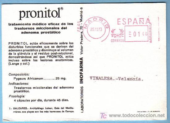 Postales: BALEARES - TRAJE TIPICO- POSTAL CIRCULADA - Foto 2 - 7314481