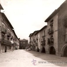Postales: POSTAL CAMPO CALLE TIPICA. Lote 8877168
