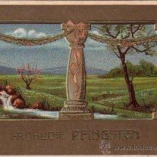 Postales: POSTAL CIRCULADA EN 1908. Lote 9184759
