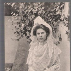 Postales: COSTUMBRES ANDALUZAS. PARA IR A LA FERIA. STENGEL & C0. AÑO 1904. NO CIRCULADA. Lote 14549710