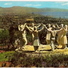 Postales: POSTAL A COLOR Nº 3059 BARCELONA MONTJUIC MONUMENTO A LA SARDANA EDICIONES RO. Lote 10333140