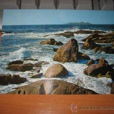 Postales: GALICIA COSTA ATLANTICA. Lote 10592877