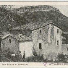 Postales: (PS-8471)POSTAL DE SAN MARTIN DE CENTELLAS-COLONIA OLLER-CASA TIPICA DE LOS ALREDEDORES. Lote 10878455