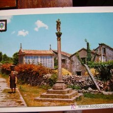 Postales: GALICIA, CRUCEIRO Y HORREO. Lote 11124028