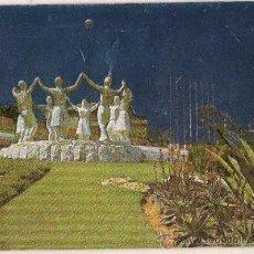 Postales: POSTAL A COLOR Nº 12 BARCELONA MONUMENTO A LA SARDANA LAMBSA. Lote 11976902