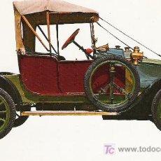 Postales: RENAULT 1906 CAROLINE - C. Y Z. 6673 -. Lote 17221323