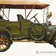 Postales: DE DION BOUTON 1907 - C. Y Z. 6673 -. Lote 17221400