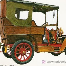 Postales: MARTIN LE TIMONNER 1904 - C. Y Z. 6672 -. Lote 17221410