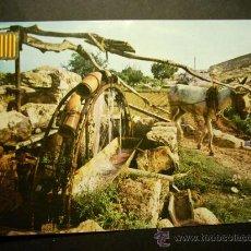 Postales: 2972 ESPAÑA SPAIN ESPAGNE CATALUÑA CATALUNYA TIPICA SINIA AÑOS 60 ESCRITA - MIRA MIS OTROS ARTICULOS. Lote 18744191