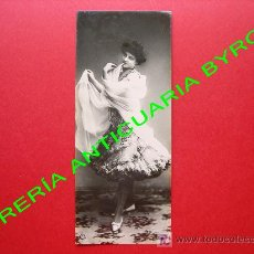 Postales: TARJETA POSTAL ANTIGUA. ORANOTYPIE. A. G. STEGLITZ. BERLIN 1904.17 X 7 CM. Lote 18753326