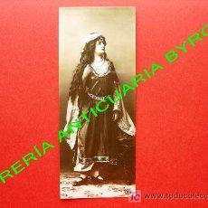 Postales: TARJETA POSTAL ANTIGUA. ORANOTYPIE. A. G. STEGLITZ. BERLIN 1904. 17 X 7 CM. Lote 18753412