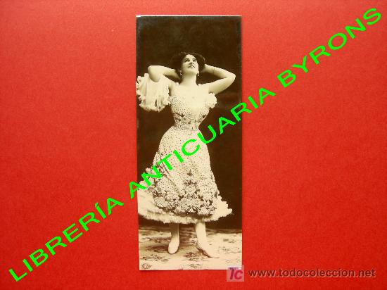 TARJETA POSTAL ANTIGUA. ORANOTYPIE. A. G. STEGLITZ. BERLIN 1904. 17 X 7 CM (Postales - Postales Temáticas - Estilo)