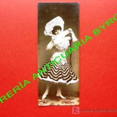 Postales: TARJETA POSTAL ANTIGUA. ORANOTYPIE. A. G. STEGLITZ. BERLIN 1904. 17 X 7 CM. Lote 18753443
