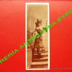 Postales: TARJETA POSTAL ANTIGUA. ORANOTYPIE. A. G. STEGLITZ. BERLIN 1904. 20,5 X 7,5 CM. Lote 18753503