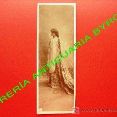 Postales: TARJETA POSTAL ANTIGUA. ORANOTYPIE. A. G. STEGLITZ. BERLIN 1904. 20,5 X 7,5 CM. Lote 18753624