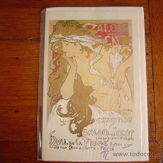 Postales: POSTAL DE ESTILO MODERNISTA. . Lote 18840180