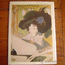 Postales: POSTAL DE ESTILO MODERNISTA. . Lote 18840272