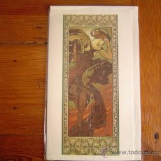 Postales: POSTAL DE ESTILO MODERNISTA. . Lote 18840424